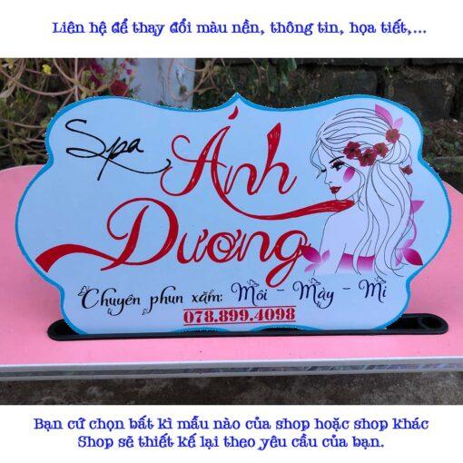 bảng gỗ bán hàng online giá rẻ